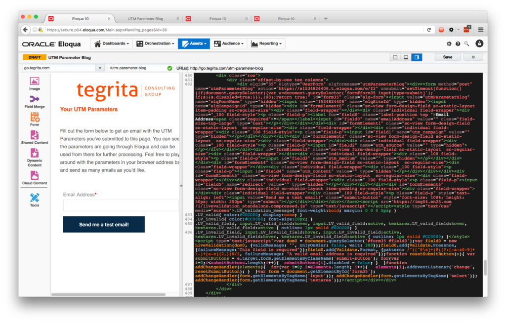 screen-shot-of-eloqua-generated-code