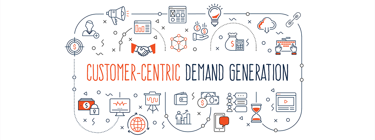 Tegrita Marketing Strategy Services: Customer Centric Demand Generation