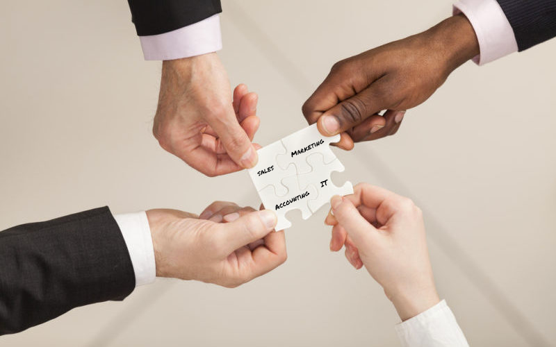 Ways CMOs Can Excel at Cross-Departmental Collaboration