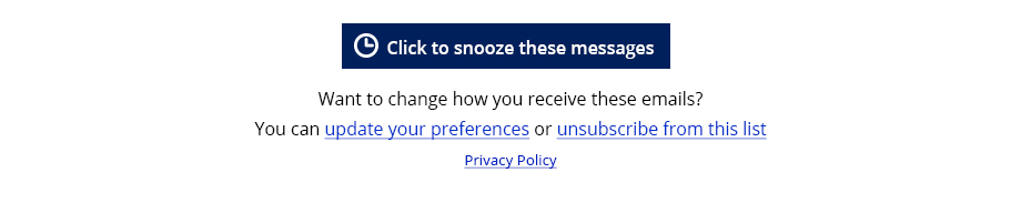 Snooze in Footer