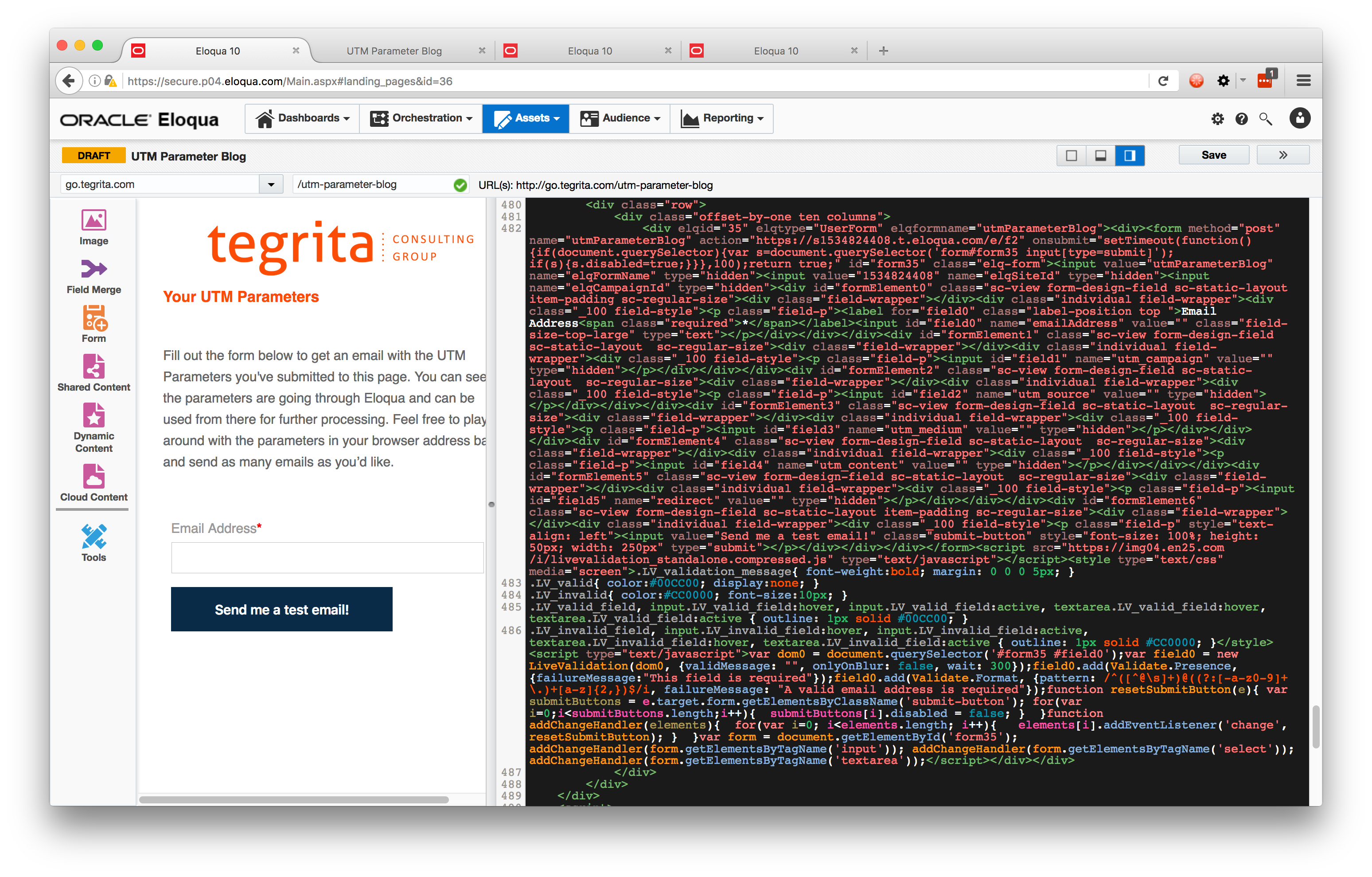 screen-shot-of-eloqua-generated-code