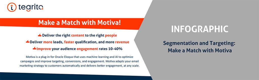 Infographic Motiva Segmentation Targeting
